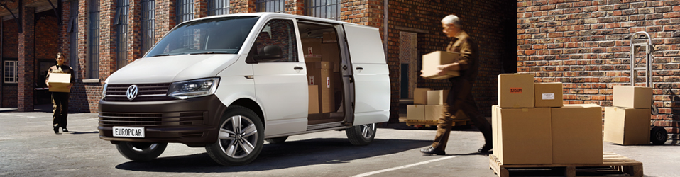 Van Hire Truck Hire Ute Rental In New Zealand Europcar