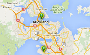 Auckland Airport Services With Europcar