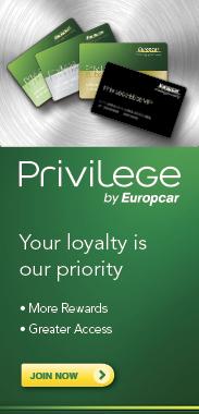 Economy Car Rental Europcar Nz