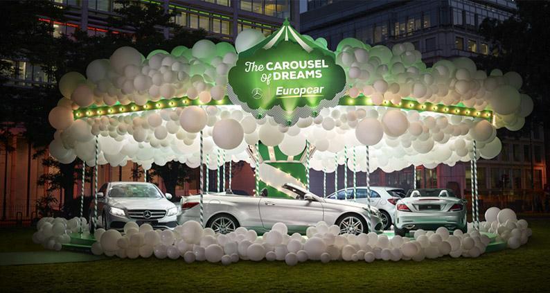 Europcarousel Event